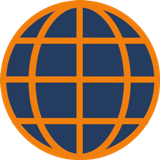Wereldbol icon