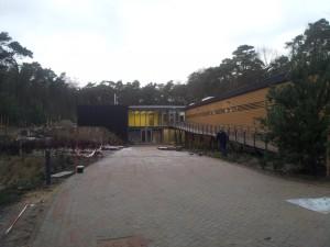 gebouw dierenbescherming