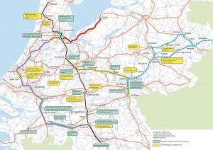 PHS algemene kaart