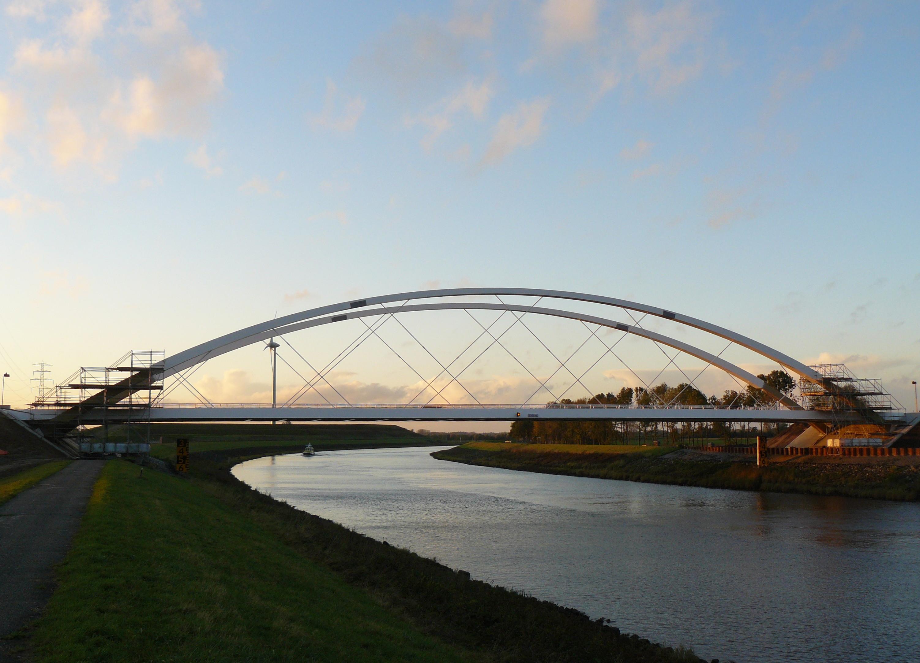 Brug Het Twentekanaal Px Loop Ten