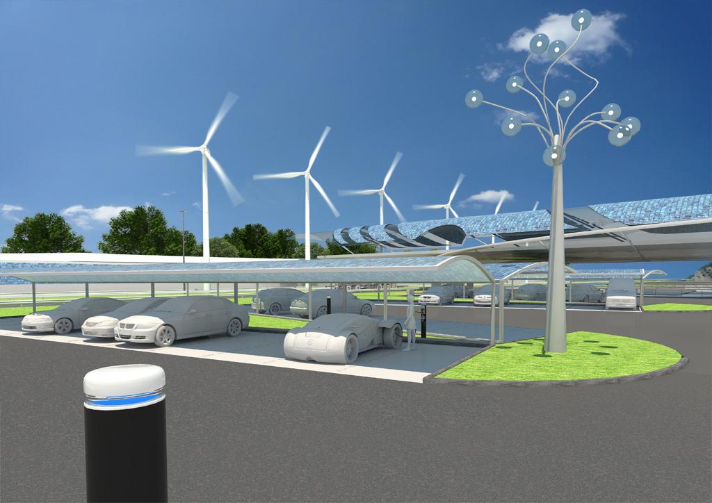 Oplaadpunten Voor Elektrische Autos Informatie | Share The Knownledge