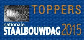 Sponsor TOPPERS Staalbouwdag 2015