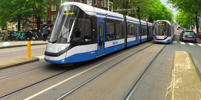 Vernieuwing Amstelveenlijn