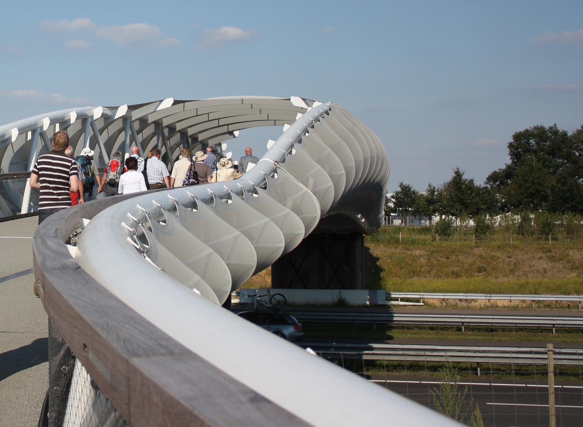 Cradle-to-cradle brug Venlo (Floriadebrug)